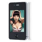 4GSI9+ Quad Band Dual Cards WiFi Java Touch Screen Cell Phone Image 0